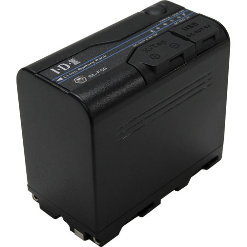 IDX 55Wh 7.2V / 7350mAh Lithium ion Battery for NP-F type