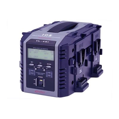 IDX 8-Channel4+4 Fully Simultaneous, Quick Charger with Intelligent Display and Discharge