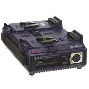 IDX VL-2sPlus Battery Charger with DC out