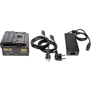Kino Block / KF21 Single Fast Charger w /  Universal Power Supply