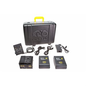 Kino Block / KF21 Single Battery Kit (2 Batteries)
