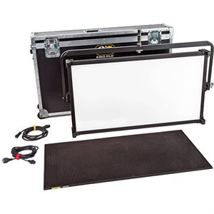 Kino Flo KIT-C850YU Celeb 850 Led Dmx Yoke Mount Kit In A Ship Case.