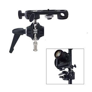 Kupo KS-104 Versatile Swiveling Adapter With Ks-Cb01