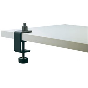 K&M 237 TABLE CLAMP FOR GOOSENECKS ETC
