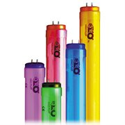 Kino Flo 488-K10-S 4Ft 800Ma 420 Blue Safety-Coated. EXISTING STOCK ONLY