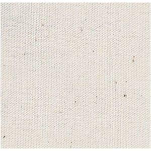 6x6' MUSLIN BLEACHED (1.8m x 1.8m) by LA Rag House
