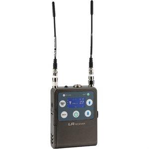 LECTROSONICS LR / C1 COMPACT RX (614.400-691.175 MHZ)