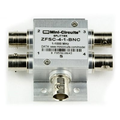LECTROSONICS 4 WAY SPLITTER 230MHZ