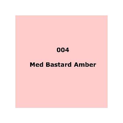 Lee Filters 004 Medium Bstd. Amber roll