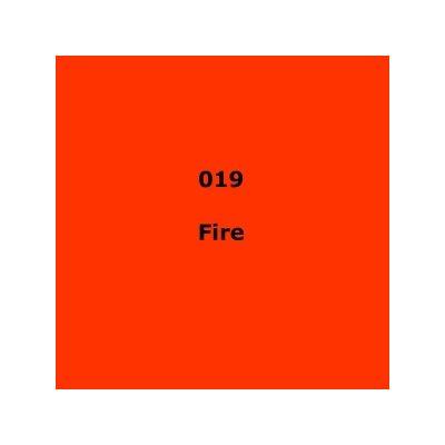 """019 Fire sheet, 1.2m x 530mm / 48"""" x 21"""""""