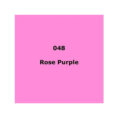 048 Rose Purple roll, 1.22m X 7.62m / 4' X 25'
