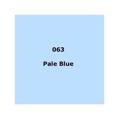 063 Pale Blue roll, 1.22m X 7.62m / 4' X 25'