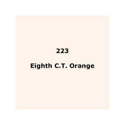 223 Eighth C.T.O. roll, 1.22m X 7.62m / 4' X 25'