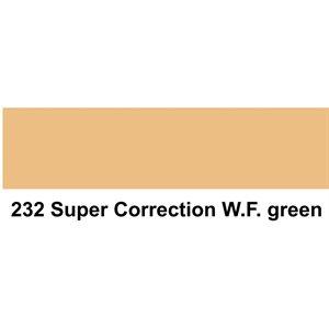 232 Super White Flame roll, 1.22m X 7.62m / 4' X 25'