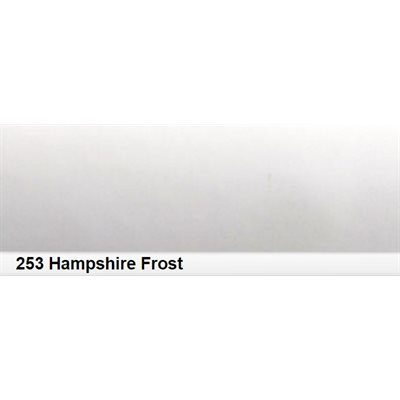 "253 Hampshire Frost sheet, 1.2m x 530mm / 48"" x 21"""