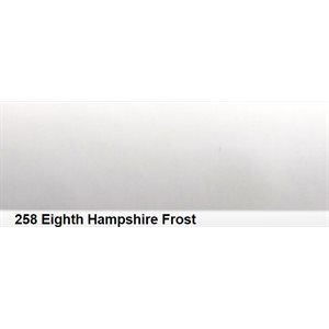 "258 Eighth Hampshire Frost sheet, 1.2m x 530mm / 48"" x 21"""
