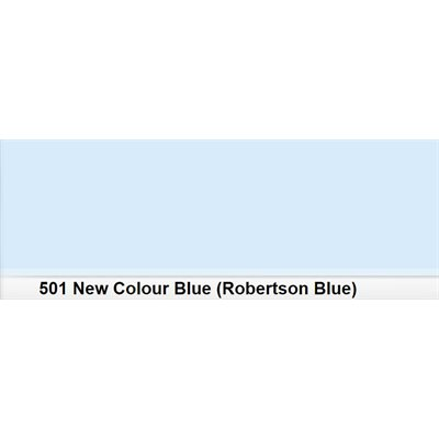 Lee Filters 501 New Colour Blue Roll