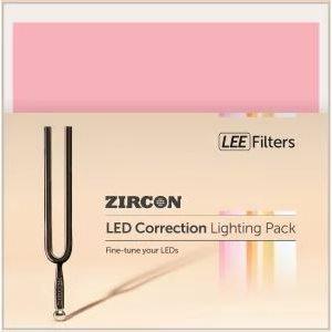 "Zircon Correction Lighting Pack, 250mm x 300mm  /  10"" x 12"""