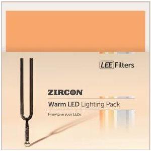 "Zircon Warm LED Lighting Pack, 300mm x 300mm / 12"" x 12"""