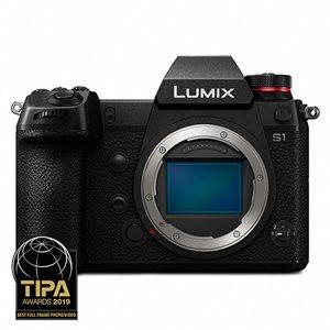 Full-frame DSLM (Digital Single Lens Mirrorless) Camera, 24.2MP CMOS Sensor, 4K 60p / 50p Video