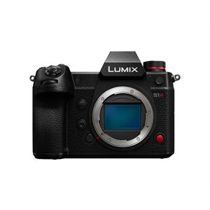 LUMIX S1H BODY 6K DUAL IS 24MP