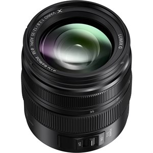 Lumix G X 12-35mm F2.8 MkII lens