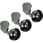 MANFROTTO 018 CASTER SET (3)