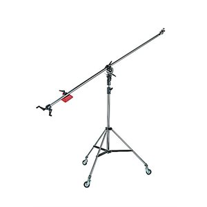 MANFROTTO 025B SUPERBOOM (WITH STAND)