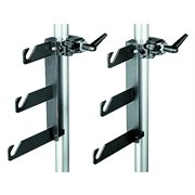 MANFROTTO 044 B / P TRIPLE HOOKS SET (2)