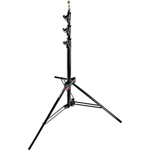 3-PACK BLK ALU AC MASTER STAND