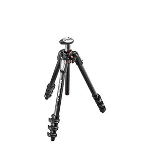 MANFROTTO 055 SERIES BLACK CF 4 SECTION PRO COLUMN