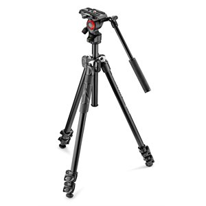 290 LIGHTWEIGHT VIDEO TRIPOD KIT