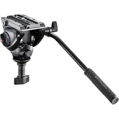 MANFROTTO MVH500A FLUID VIDEO HEAD 60MM BALL