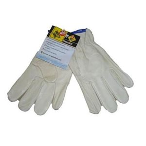 MSA LEATHER RIGGING GLOVES LARGE