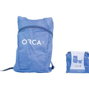 ORCA BAGS FLIP UP FOLDED BACKPACK