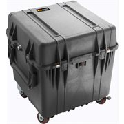 PELICAN #350 CASE NO FOAM - BLACK
