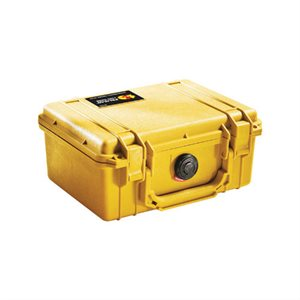 Pelican 1150Ynf 1150 Case No Foam - Yellow