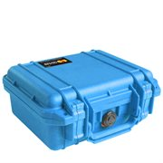 PELICAN # 1200 CASE NO FOAM - BLUE