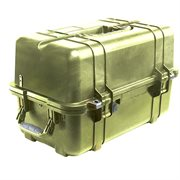 Pelican 1460Odgnf 1460 Case No Foam - Olive Drab Green
