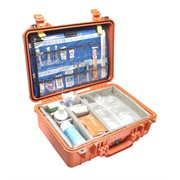 PELICAN # 1500 EMS CASE - ORANGE
