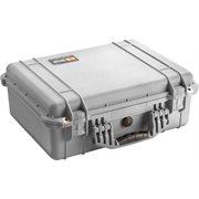 Pelican 1520 Case No Foam - Silver