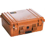 Pelican 1550Onf 1550 Case No Foam - Orange