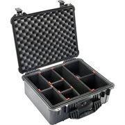 1550 Case with TrekPak - Black