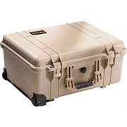Pelican 1560Dtnf 1560 Case No Foam - Desert Tan