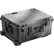 Pelican 1610B 1610 Case - Black EXISTING STOCK ONLY Existing Stock Only