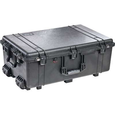 PELICAN # 1650 CASE - BLACK