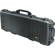 PELICAN # 1720 TRANSPORT CASE NO FOAM - BLACK