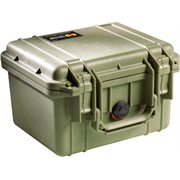 PELICAN # 1300 CASE - OLIVE DRAB GREEN