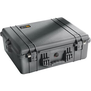 Pelican 1600 Case - Black