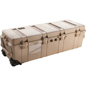 PELICAN # 1740 WEAPONS TRANSPORT CASE - DESERT TAN